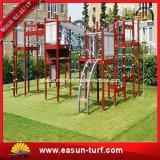 装飾のための永久に緑の人工的な草の泥炭