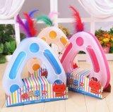 Plastikvinylhaustier-Spielzeug für Katze-Haustier-Produkte