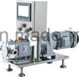 GMP 표준 스테인리스 회전자 회전하는 로브 펌프