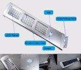 Nueva lámpara solar 12W IP65 de la luz de calle del sensor de movimiento del estilo LED