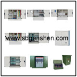 Tipo de caixa AC High Voltage Enclosed Metal Switchgear / Power Distribution Switchgear
