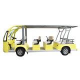¡Nuevo! 11 pasajeros del microbús eléctrico del coche