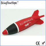 Azionamento di memoria del USB di figura del missile del Rocket (XH-USB-156)