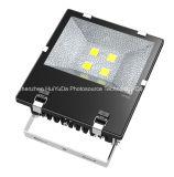Luz de inundação de venda quente do diodo emissor de luz da ESPIGA da cor branca 220V 50W