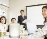 Haut-parleur d'éclairage LED de mode pour l'iPhone/Samsung