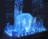 Fonte de água ao ar livre do aço inoxidável da decoração do hotel