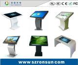 プレーヤースクリーンを広告する42inch 55inch完全なHDデジタルの対話型の接触LCD