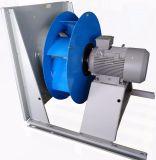 Hohe Leistungsfähigkeits-rückwärtiger Stahlantreiber-prüfender Ventilator (250mm)