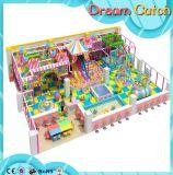 子供のための子供の遊園地装置グループの娯楽施設の運動場