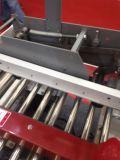 Máquina Semi automática do aferidor da caixa para a dobradura da tampa e a selagem da caixa