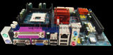945-775 carte mère du support 2*DDR2