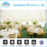 15X30mの床の調節可能な支援システムが付いている屋外の結婚式のテント