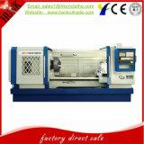 旋盤の工作機械に通すQk1313 CNCの旋盤の高精度の管