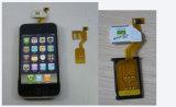 iPhone 3G/3GSのための二重か二重SIMカードアダプター