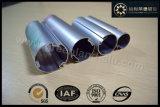 Tube rond anodisé par aluminium d'abat-jour de rouleau de profil de piste de rideau