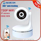 スマートなホーム720p鍋または傾きIPネットワークホームカメラ