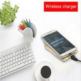 Basamento senza fili standard ultra sottile del caricatore del Qi per Smartphone