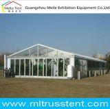 barraca transparente grande dos eventos do frame de alumínio luxuoso de 12X30m