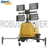 Передвижная промышленная башня освещения (RPLT-6000K)
