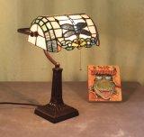 Lampes de banquier de Tiffany