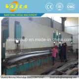 8 tester di freno della pressa per la fabbricazione dei pali chiari