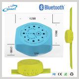 Heißer verkaufenBluetooth Bauzustands-Übersichtsberichtwristband-Lautsprecher bewegliches Handfree Sports Lautsprecher