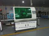 Stampatrice automatica dello schermo della bottiglia del polacco di chiodo