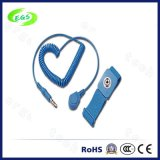 Wristband eletrostático ajustável antiestático do aço inoxidável