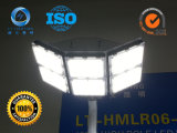 alto potere LED Street Light di 200-240W Patented Structure