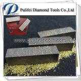 구체적인 비분쇄기 다이아몬드 세그먼트 모래로 덮는 돌 지면 거친 표면