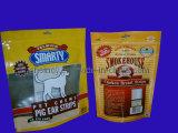Fastfood- Packaging Pouch für Pet Food mit Zipper
