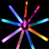 Sticks que anima LED parpadeante de espuma personalizados