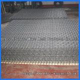 Treillis métallique serti d'acier du carbone