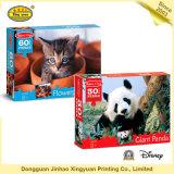 Juego de memoria, ideal para viajes, tarjeta de juego (JHXY-BG0006)
