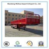трейлер бортовой стены 60t Semi от фабрики Китая