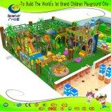 Спортивная площадка джунглей опирающийся на определённую тему крытая с бассеином шарика для сбывания