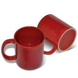 Tazas cambiantes cambiantes a todo color al por mayor del calor de encargo promocional de cerámica