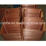 Câmara de ar espiral de cobre para cremalheira de secagem