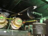 Pneumático do Sigle do Tri-Eixo do Semi-Trailer do petroleiro do combustível (46m3)