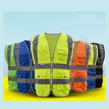 Дешевые одежды работы для людей с лентой 3m отражательной (QF-580)