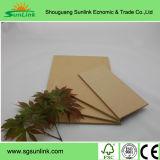 MDF de papel de melamina para decoración