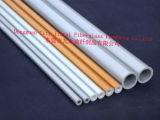 Aislante de alta resistencia poste de la fibra de vidrio de los productos justos del cantón