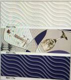3060장 Cm 가벼운 온난한 색깔 디자인 목욕탕 세라믹 벽 도와