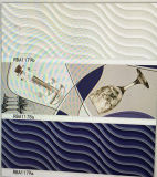 3060 cm-helles warmes Farben-Entwurfs-Badezimmer-keramische Wand-Fliesen