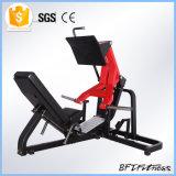 Prensa de retroceso con el pie de la pierna de la máquina 45 del ejercicio de pierna de Precor para la venta