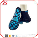 Calzini antisdrucciolevoli di compressione del trampolino di prezzi di fabbrica della Cina