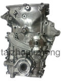 21 ADC12 ha personalizzato i ricambi auto della lega di alluminio la pompa che di olio dei pezzi di ricambio dei pezzi meccanici l'alta qualità ad alta pressione le parti della pressofusione