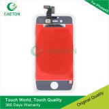 iPhone 4Gのための品質保証の携帯電話LCDのタッチ画面