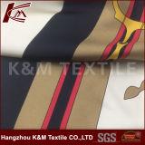 Равнина пятна Crepe Silk ткани 19mm 100% с напечатано для Silk платья ночи