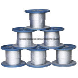 Dainanの工場(DINからの電流を通されたステンレス鋼ワイヤーロープ; BS; ミル)